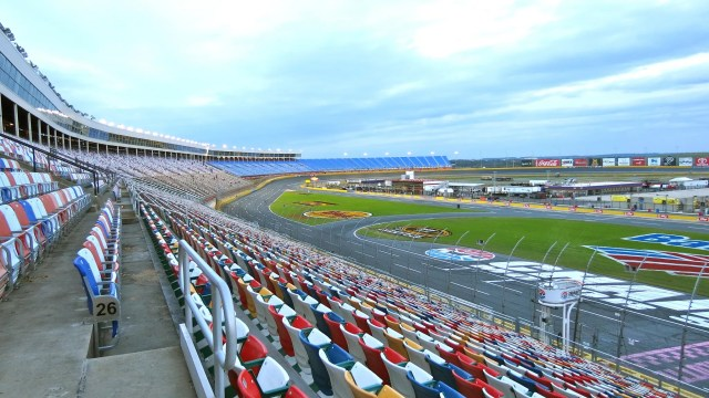Charlotte Motor Speedway in Charlotte, NC