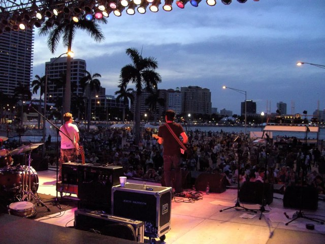 SunFest in West Palm Beach, FL