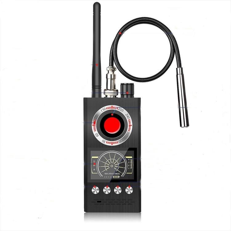K68 Anti Spy Wireless RF Signal Detector Bug GSM GPS Tracker Hidden Camera Eavesdropping Device Military Professional Version – Super Deal #B2CF34 | Dxpjhr