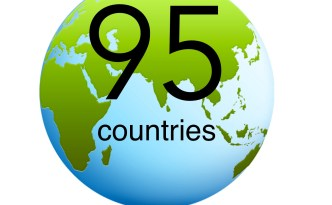EyeWIre 95 countries