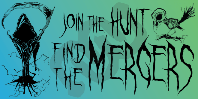 Hunt for mergers EyeWire
