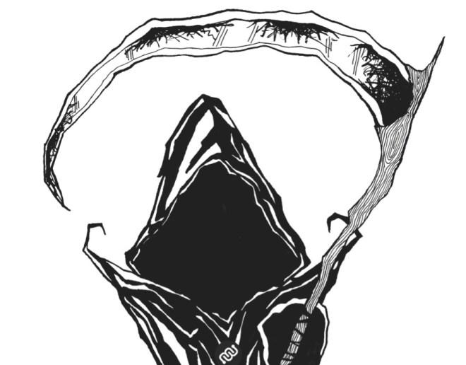 eyewire grim reaper, grim reaper, grim reaper headshot, creepy reaper, creepy, eyewire