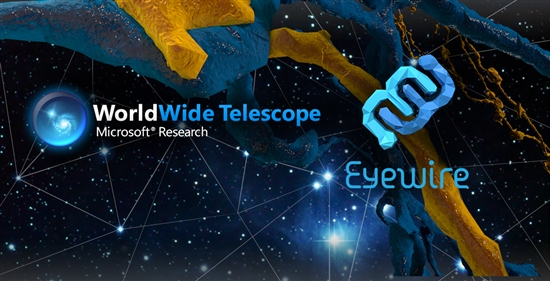 eyewire, TED, Microsoft Research, Virtual Reality