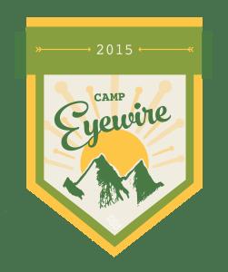 EyeWire, camp eyewire, summer camp, EyeWire competition, EyeWire camp, science design