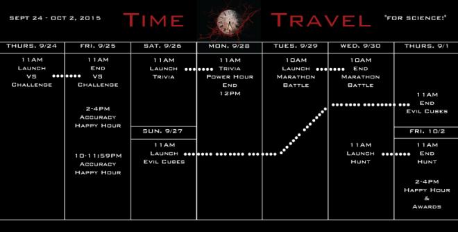 Time-Travel-Calendar