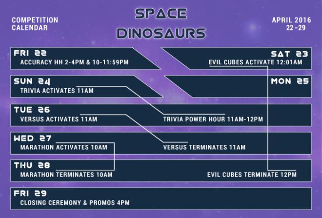 space dinosaurs, eyewire