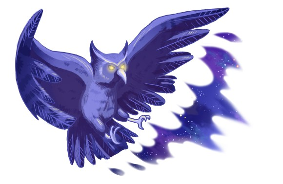night owl, awesome, owl, nocturnal, me_irl, magic owl, super owl, badass, owl, eyewire, citizen science, eyewire versus