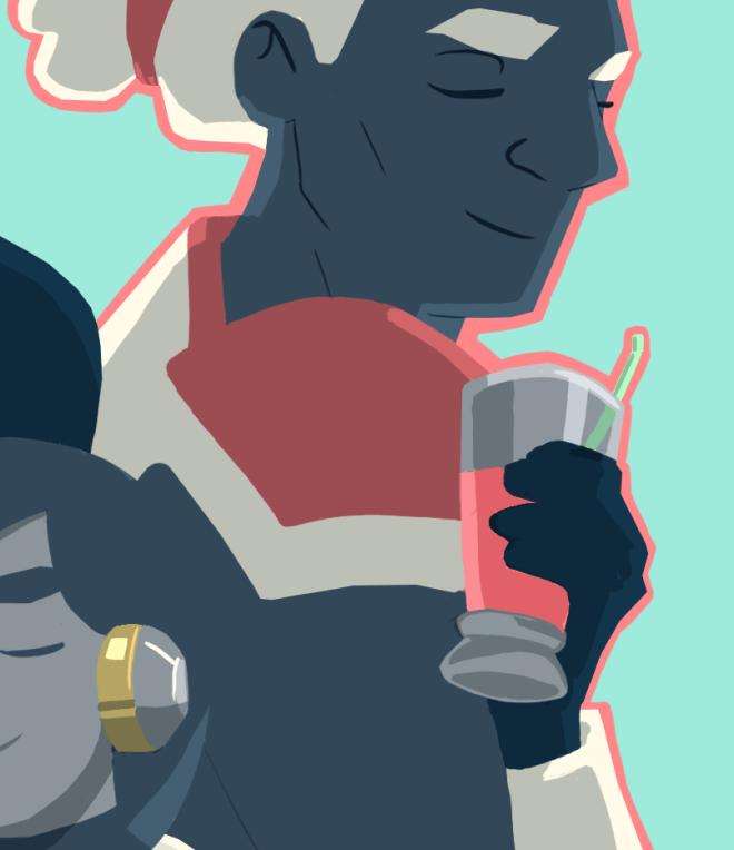 strawberry, ice cream, milkshake, Eyewire, citizen science