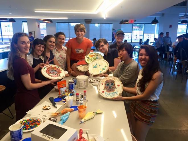 eyewire, cookie cake, mass art