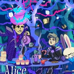 alice in wonderland, citizen science, Eyewire, Lina, Nurro, Sebastian Seung