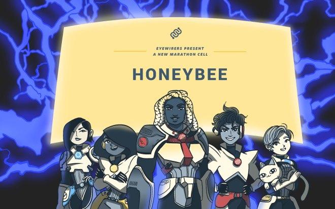 marathon, honeybee, eyewire, name