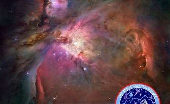Orion Nebula, stars, astronomy, Eyewire, citizen science, Great Galactic Voyage, Nurro, NASA