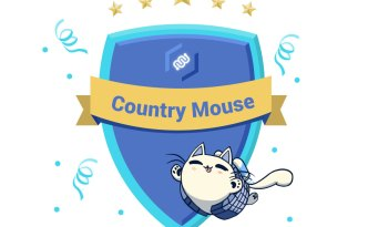 Nurro, Eyewire, citizen science, country mouse, competition, winner