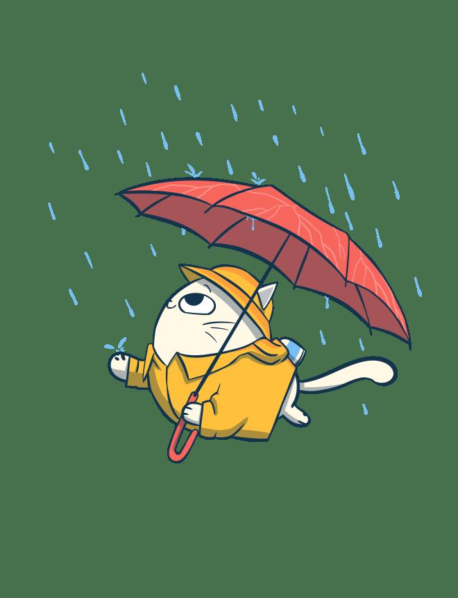 Nurro, Eyewire, citizen science, meteorology, Wild World of Weather, umbrella