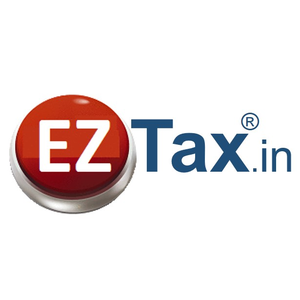 EZTax.in Registered Logo Square