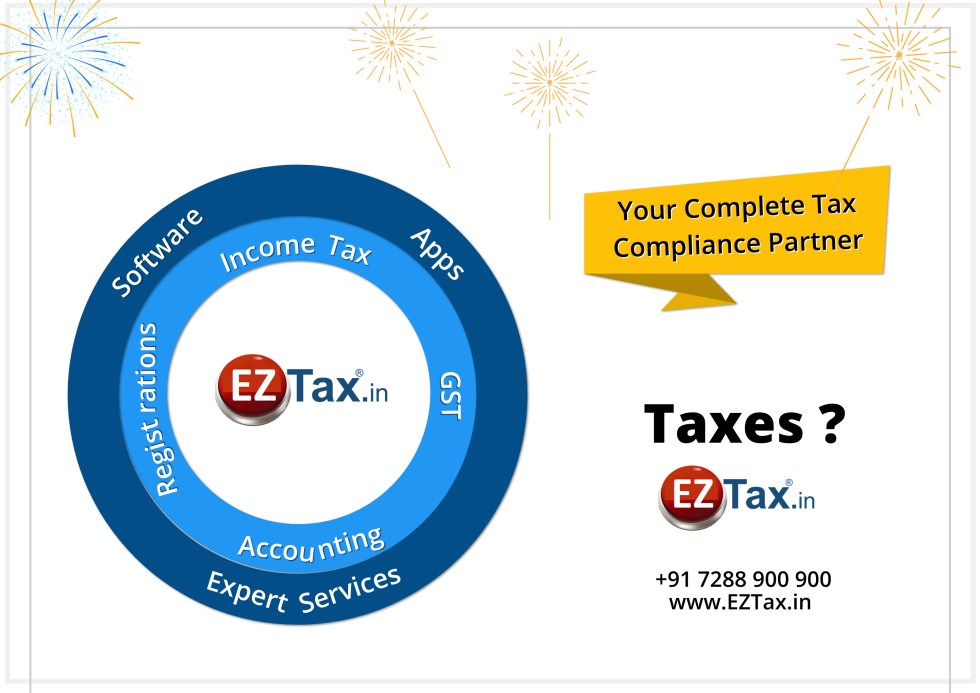 Complete Tax Compliance Solutions from EZTax.in