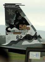 千歳基地50周年記念ペイント
