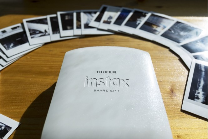 imprimanta film instant