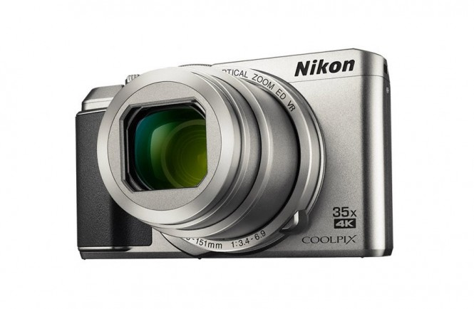 compacte Nikon