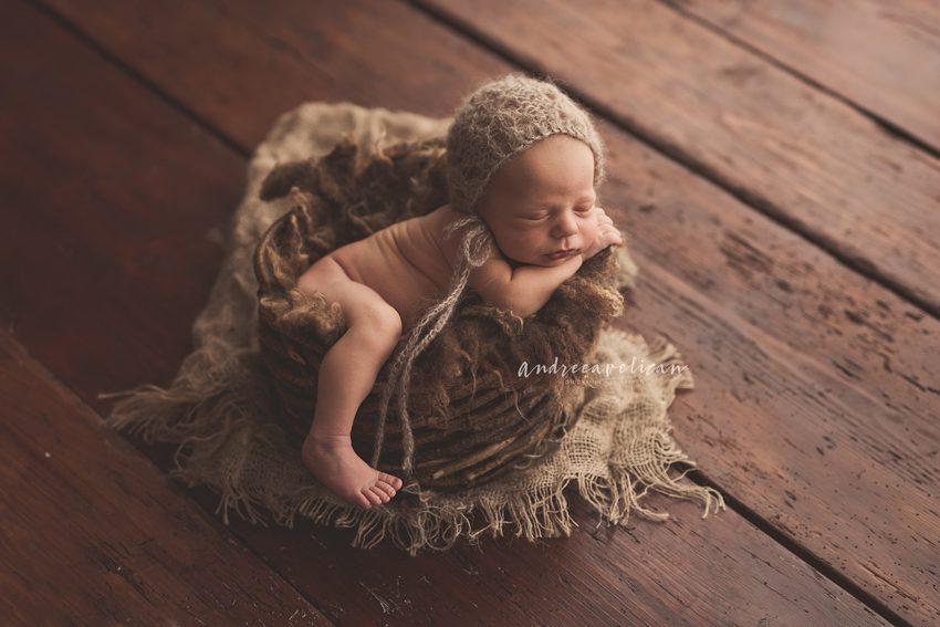fotografia de nou-născuți