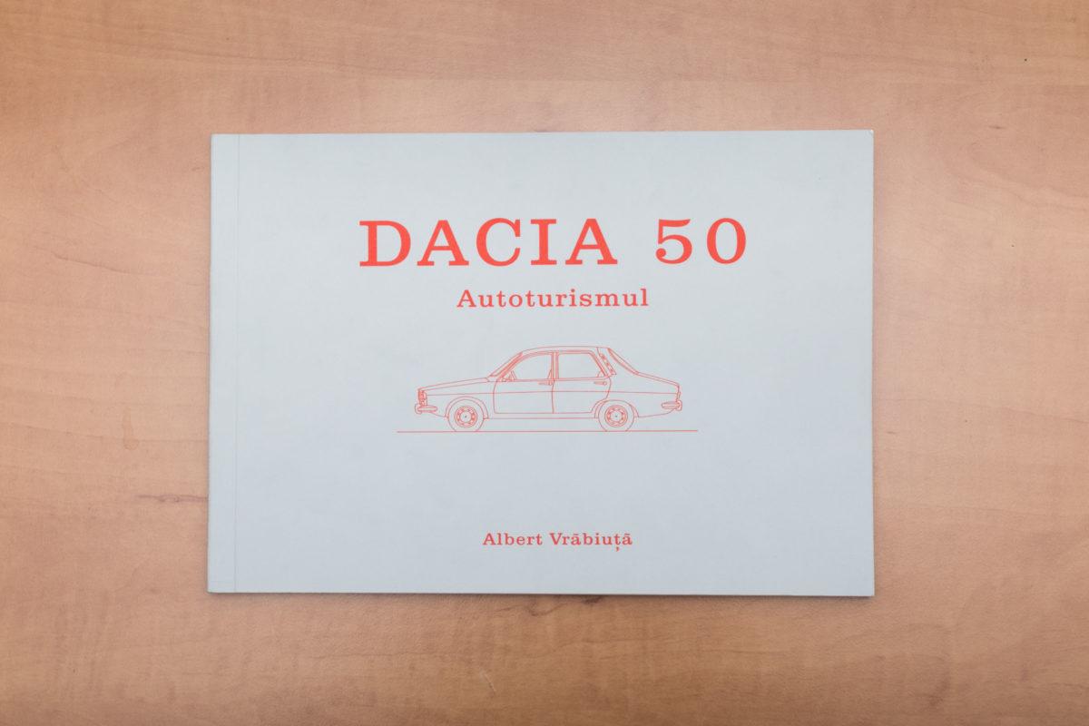 Dacia 50 Autoturismul