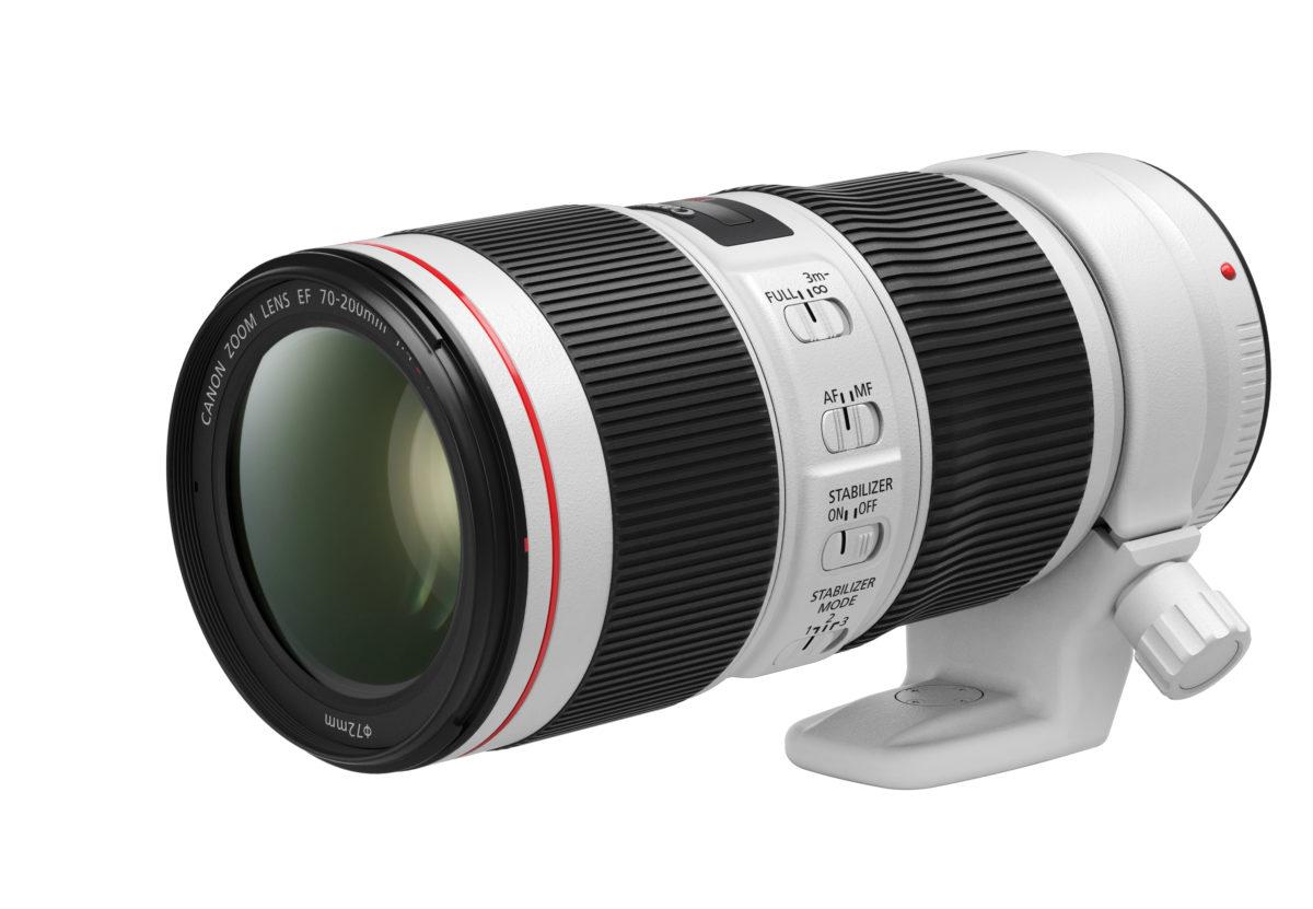Canon 70-200mm