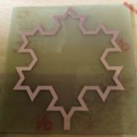 Expérimentation antenne fractale