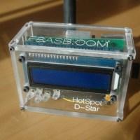 DSTAR: Réalisation d'un HotSpot D-Star Wifi