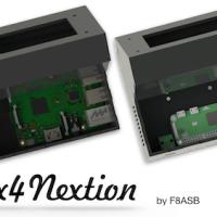 """Projet 2020: Box4Nextion boitier """"universel"""" pour vos montages avec Nextion"""