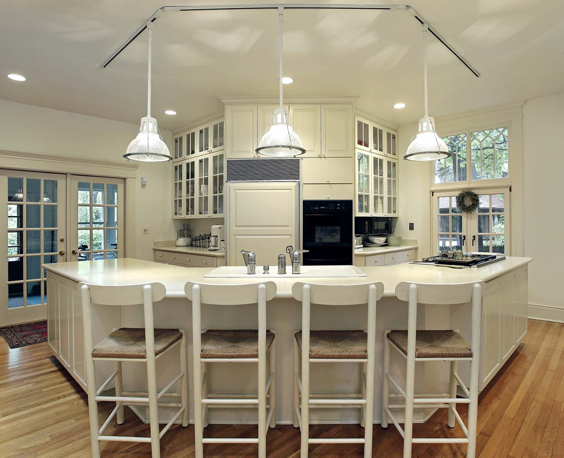 kitchen island pendant lights cabinet hinge jig lighting fixture placement guide for the when placing consider usable space that needs first three 16