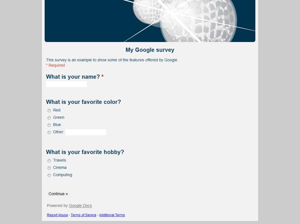 Disco survey