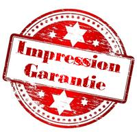 Logo impression garantie