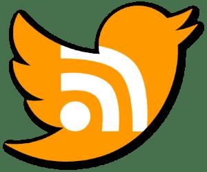 Logo Twitter RSS