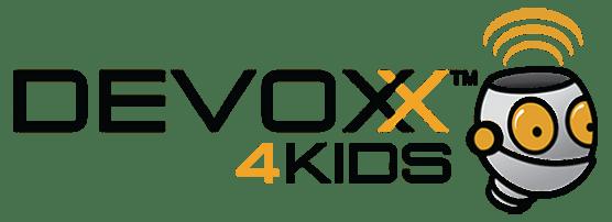 Devoxx4Kids logo
