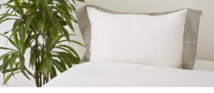 pillow sham with border the thread blog