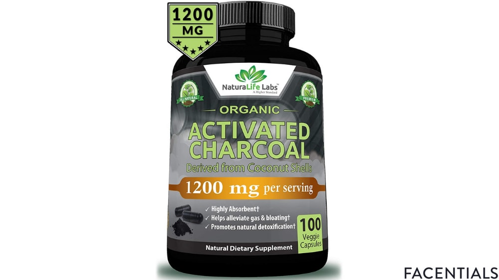 best activated charcoal for gas bloating of 2019 buyer s guide