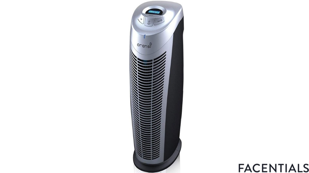 best-air-purifier-for-mold-oransi-finn.jpg product photo