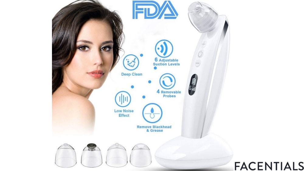 Top 10 Blackhead Removal Tools Reviewed in 2019 | Facentials