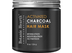 charcoal-hair-mask-botanic-hearth.png product photo