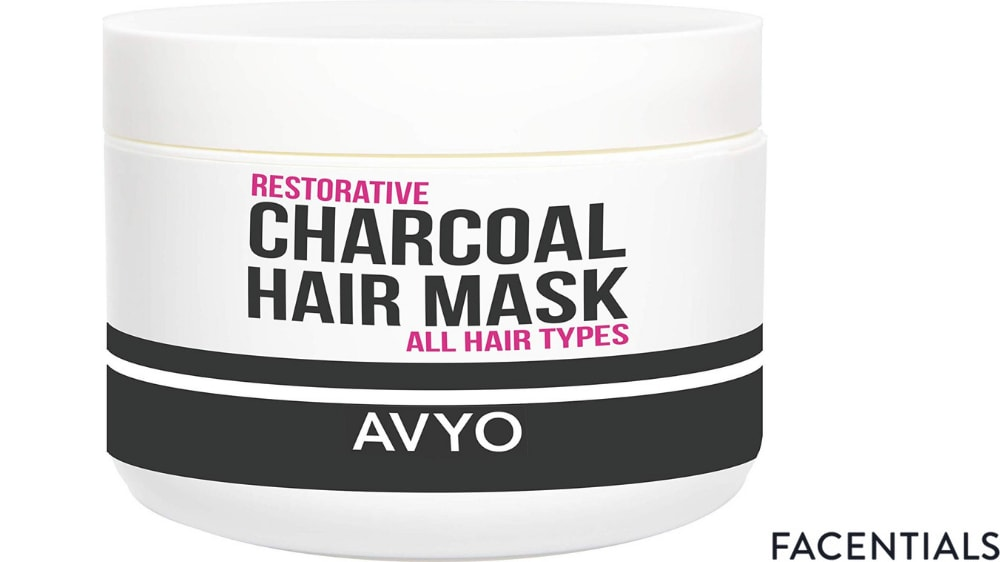 charcoal-hair-mask-avyo.jpg product photo