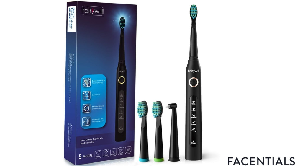 Top 10 Electric Toothbrush Reviewed in 2019 | Facentials