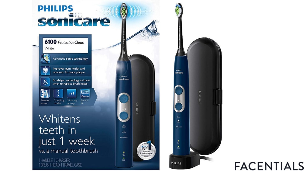 best-electric-toothbrush-philips-sonicare-protective-clean-6100.jpg product photo