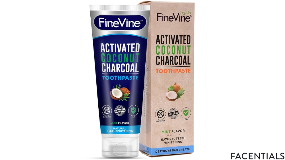 best activated charcoal toothpaste of 2018 buyer s guide facentials. Black Bedroom Furniture Sets. Home Design Ideas