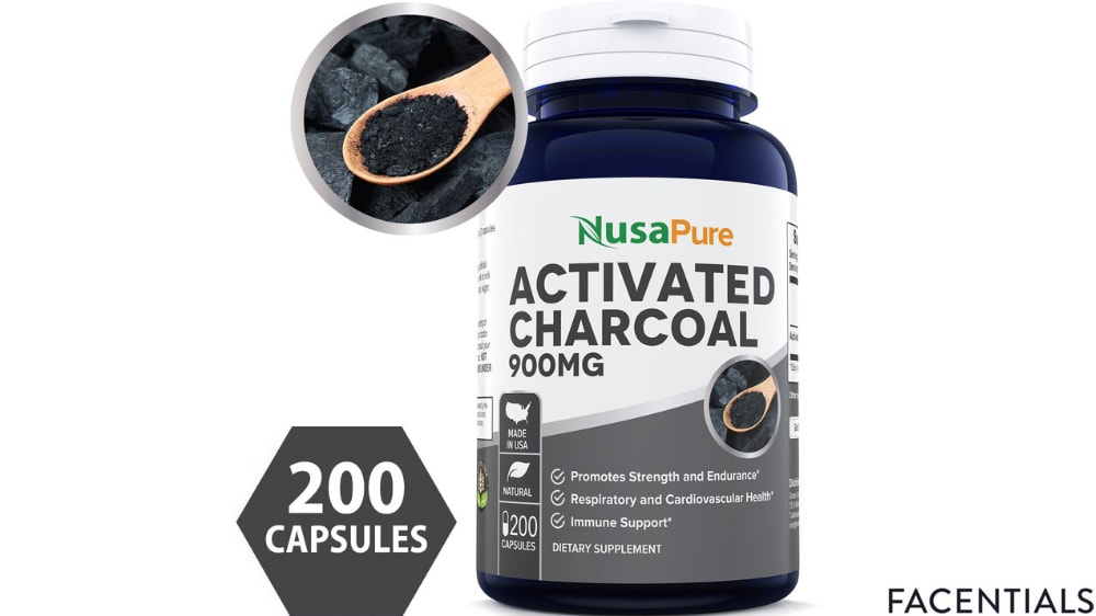 Best Charcoal Activated Pills Of 2019 Buyer S Guide