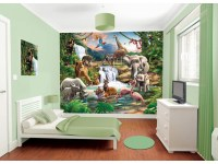 Jungle themed bedroom ideas that kids will love! - FADS ...