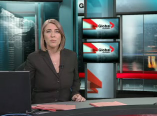 Global Quebec's new news set