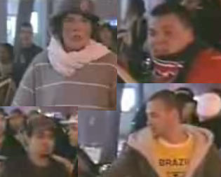 Faces from the Habs riot of April 21, 2008