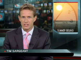 Top story: Summer begins!