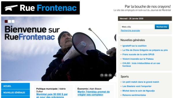 RueFrontenac.com