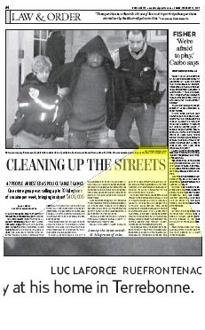 The Gazette, Feb. 13, Page A4